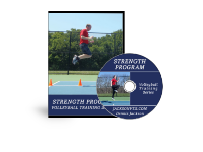 volleyball strength dvd
