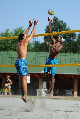 Beach Volleyball History