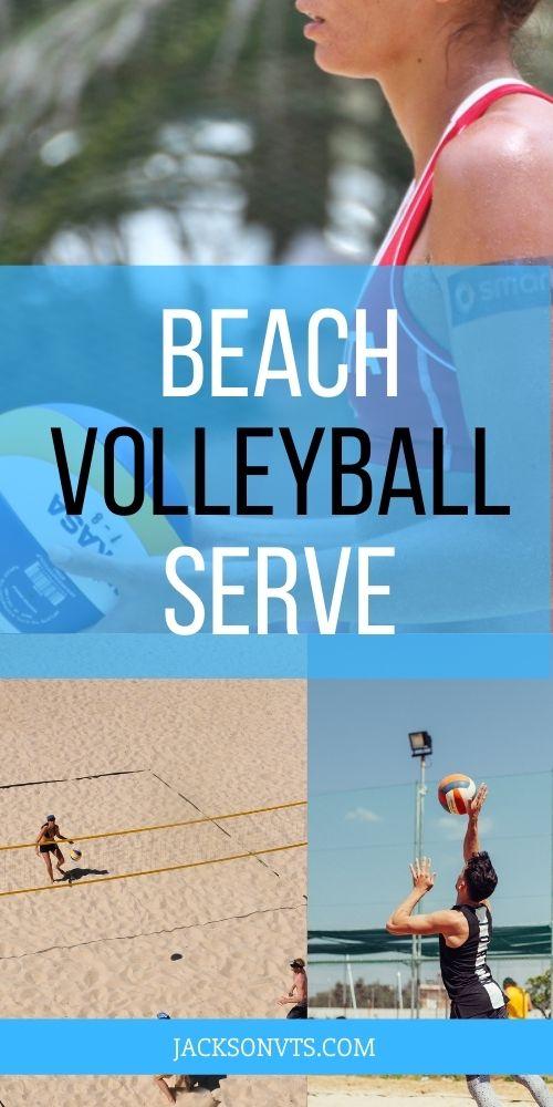 Beach Serving Tips
