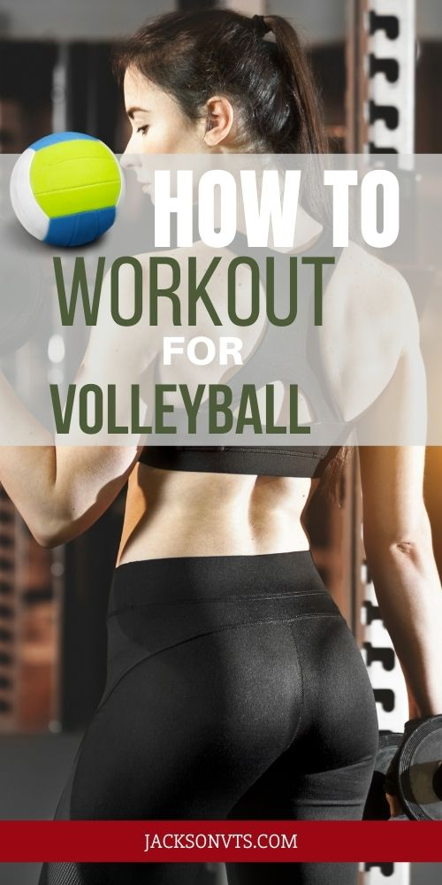 Volleyball Workout Exercises for Home