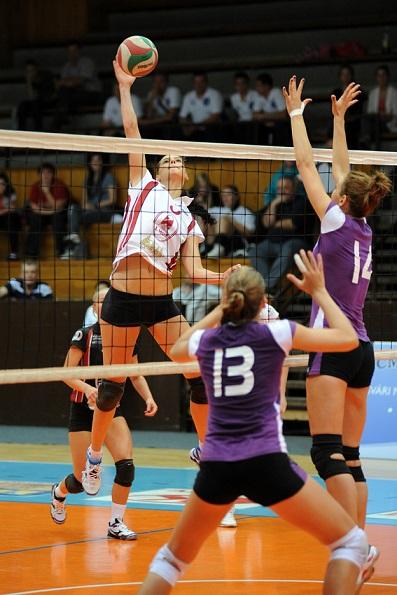 Molten Volleyballs
