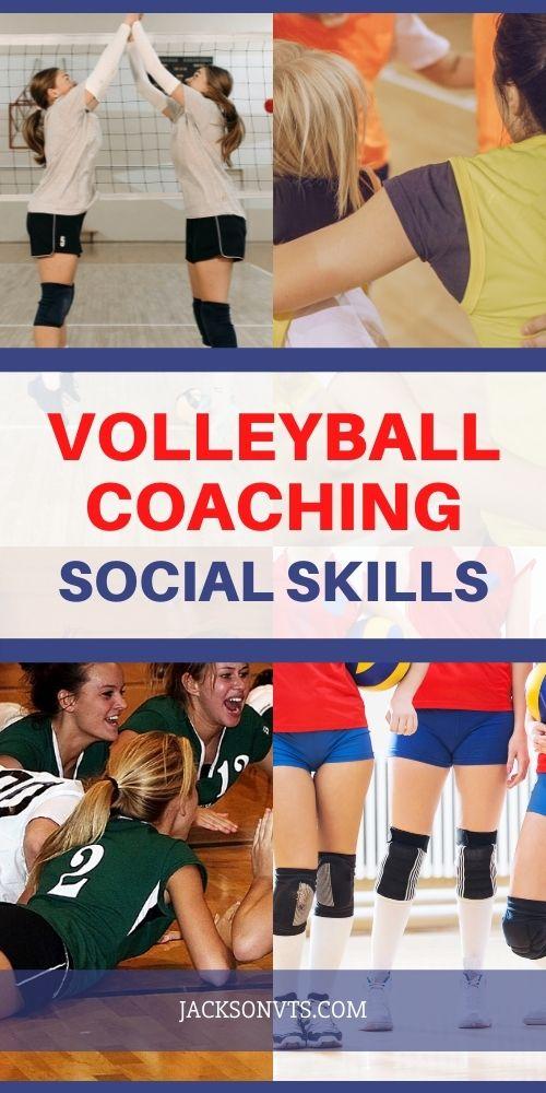 Volleyball Skills Tips