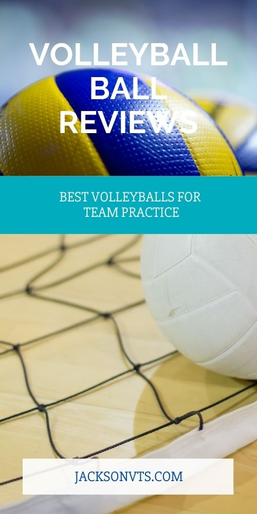 Volleyball Ball Reviews