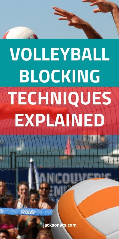 Volleyball Blocking Techniques