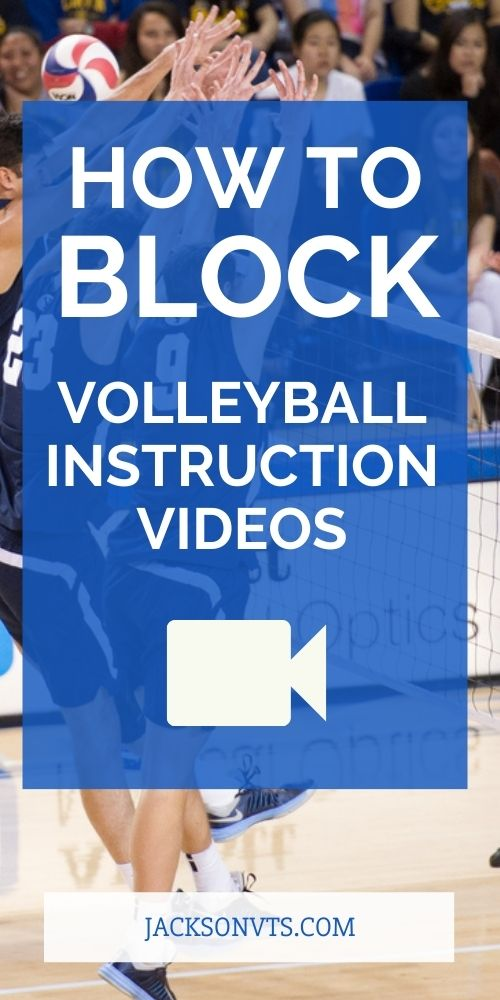 Volleyball Instructional Videos