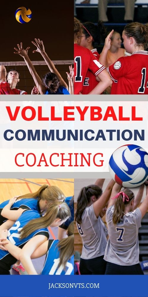 Coaching Communication in Volleyball