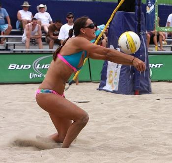 Volleyball Defense