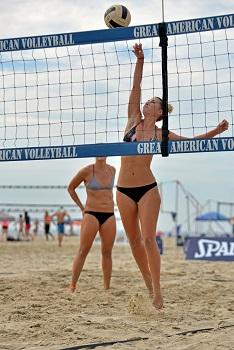 Volleyball Hitter