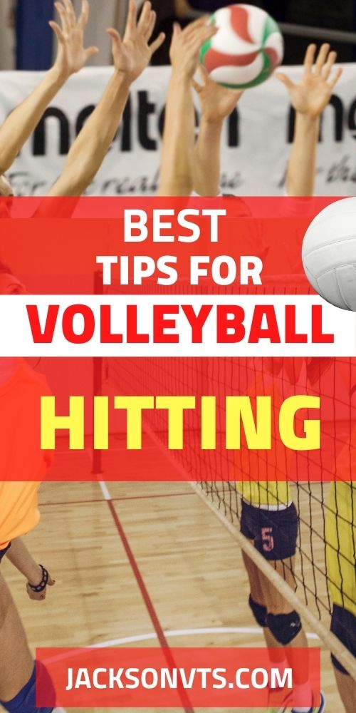 Volleyball Drills for Hitting