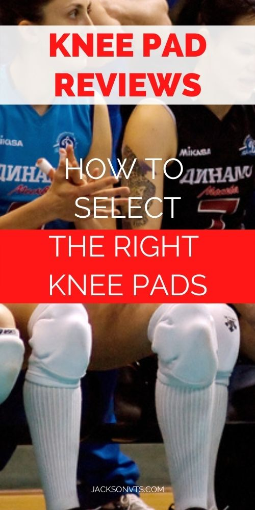 Volleyball Knee Pad Reviews
