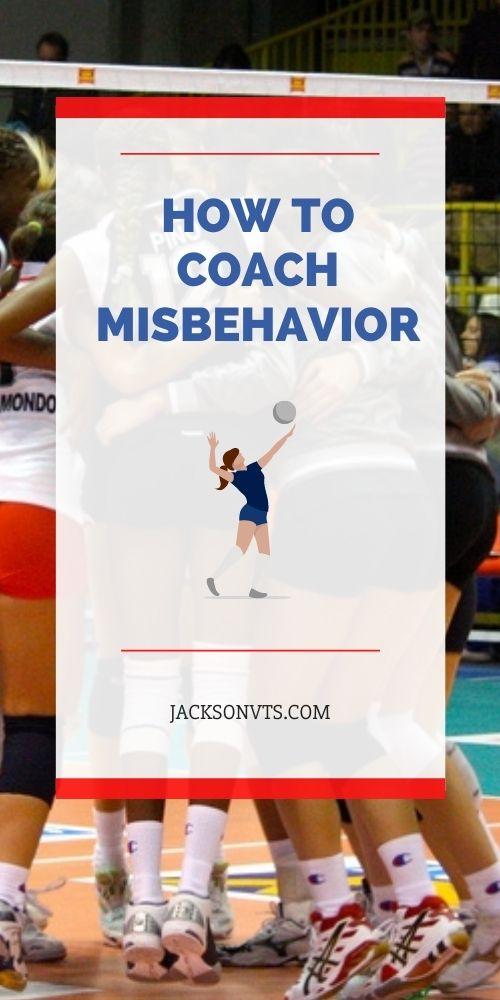 Coaching Misbehavior