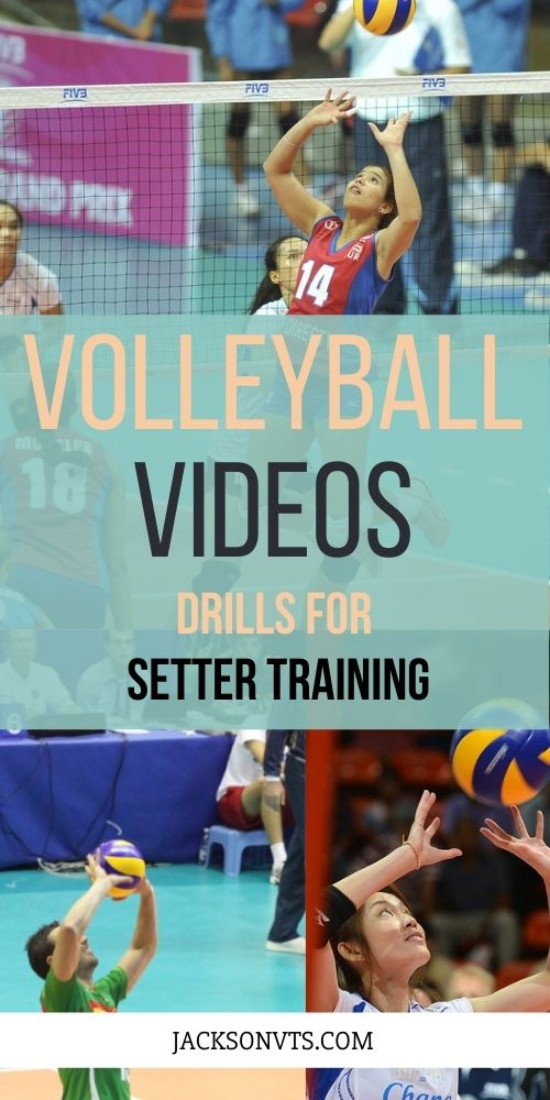 Volleyball Setter Tips