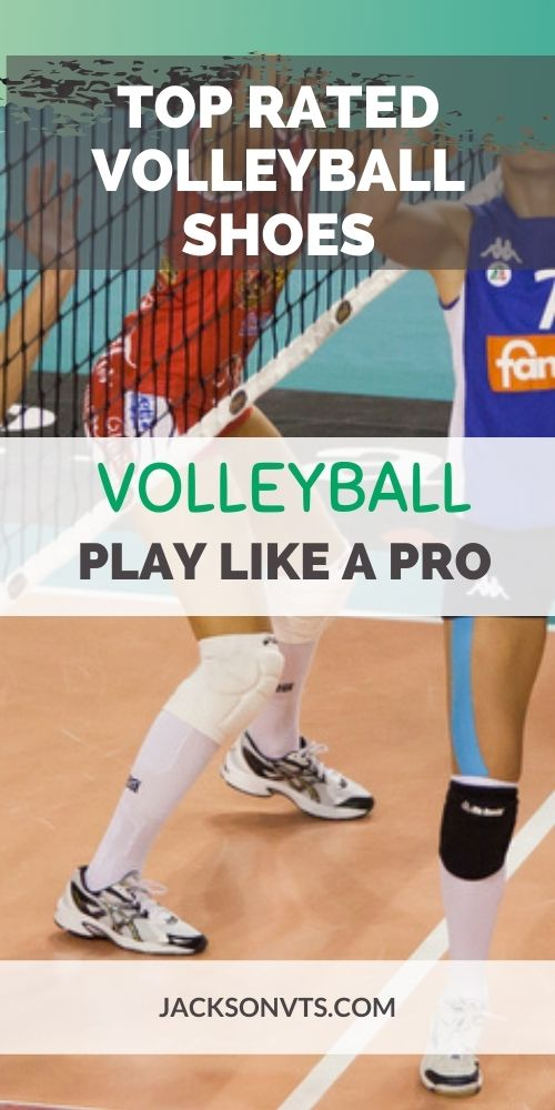Top Rated Volleyball Shoes