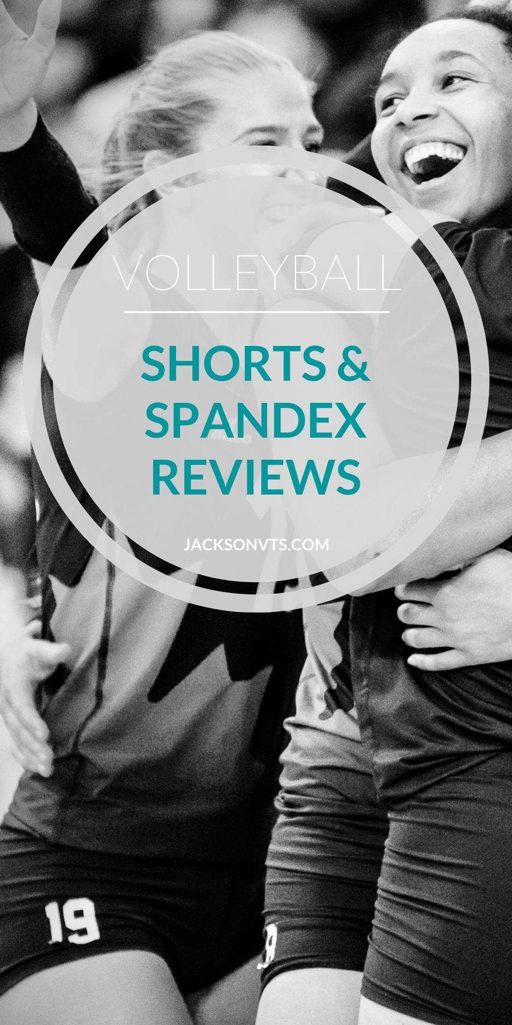 Shorts and Spandex Reviews