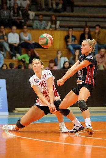 Volleyball Skills Defense