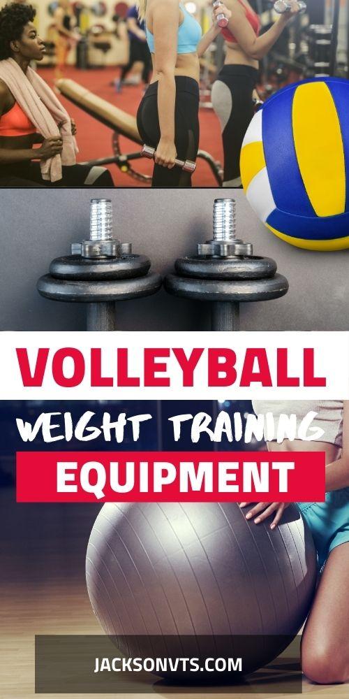 Volleyball Weight Training Equipment