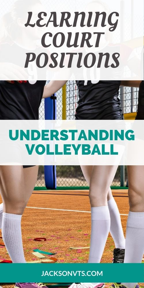 Terms in Volleyball