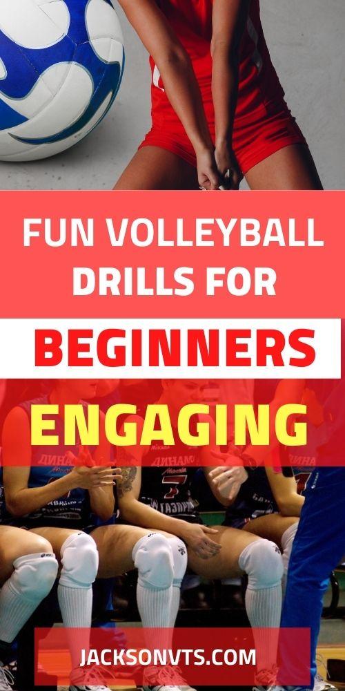 Beginner Volleyball Coaching Drills
