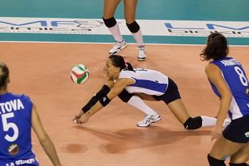 mizuno vs 1 volleyball kneepad