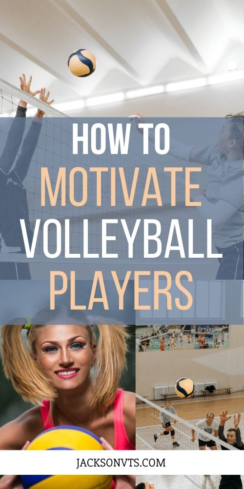 How to Motivate Volleyball Players
