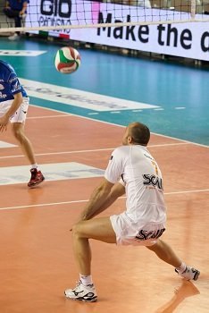 Techniques Volleyball