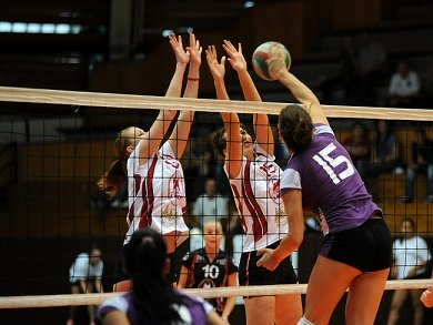 Volleyball Approach