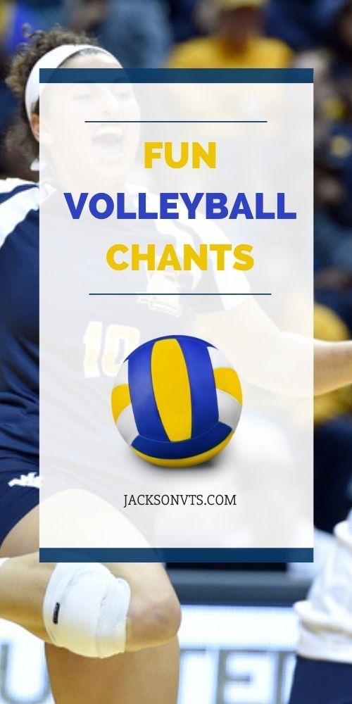Fun Volleyball Chants