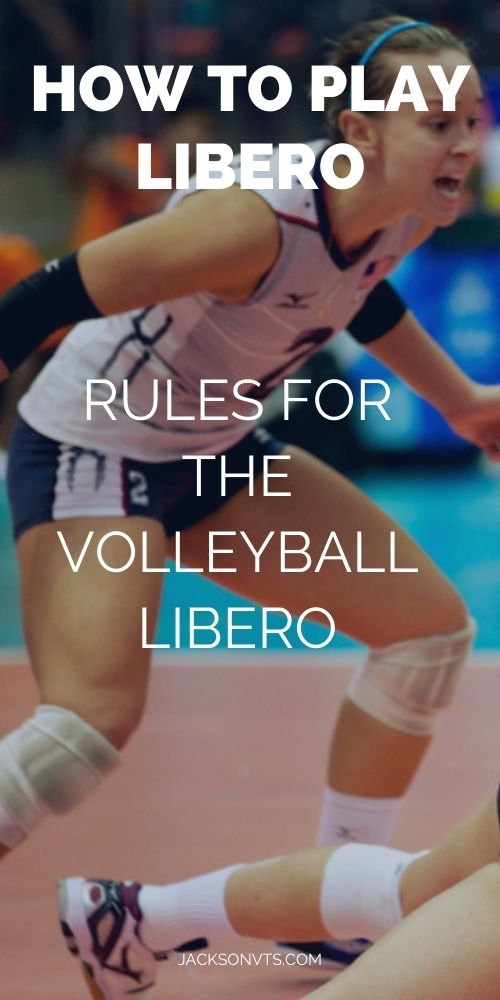 How to Play Libero