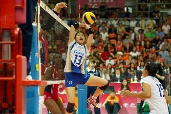 Volleyball Setter
