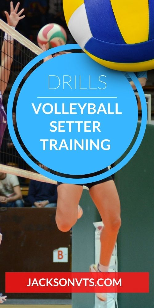 Volleyball Setter Training