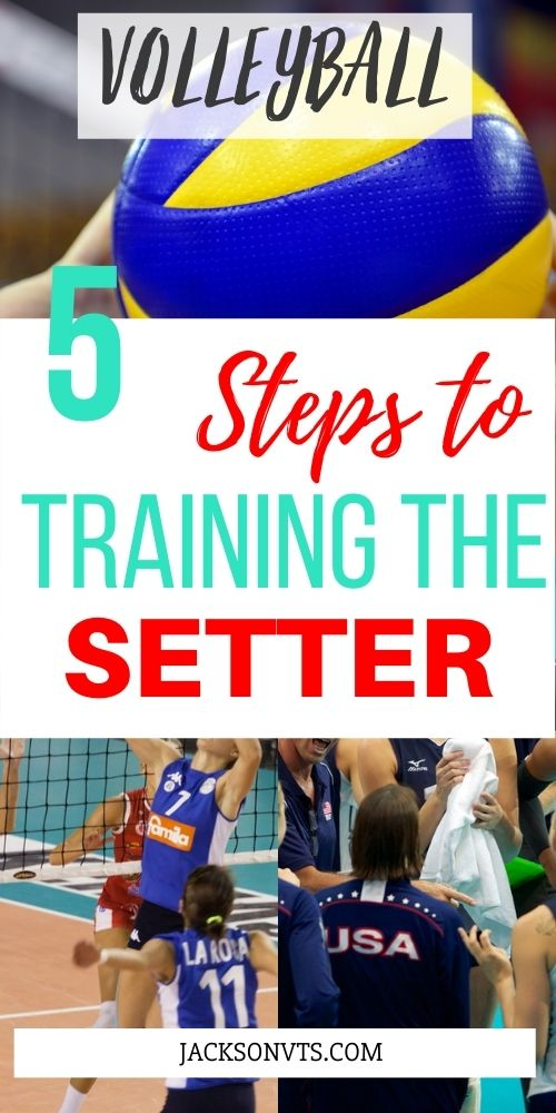 Volleyball Setting Tips