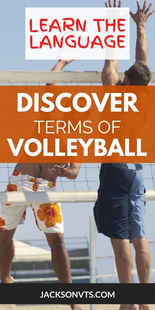 Learning to Speak Volleyball